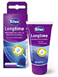 Ritex 'Longtime' Medizinisches Silikon- & Massageöl, Gleitmittel frei von Zusatzstoffen, Made in Germany, 50 ml