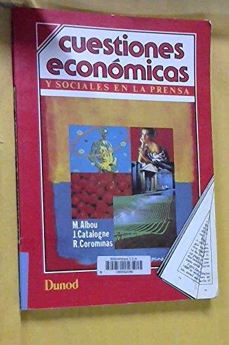 Cuestiones econÂomicas y sociales en la prensa : BTS, classes préparatoires