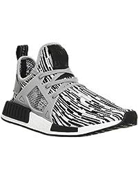 adidas NMD_XR1 PK - Zapatillas deportivas para Hombre, Negro - (NEGBAS/NEGBAS/ROJBAS)
