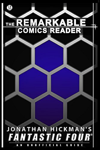 Jonathan Hickman's Fantastic Four: An Unofficial Guide (The Remarkable Comics Reader) by Daniel S. Christensen (19-Jan-2013) Paperback