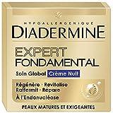 Diadermine - Creme Anti Âge Expert Fondamental Nuit 50Ml - Lot de 2