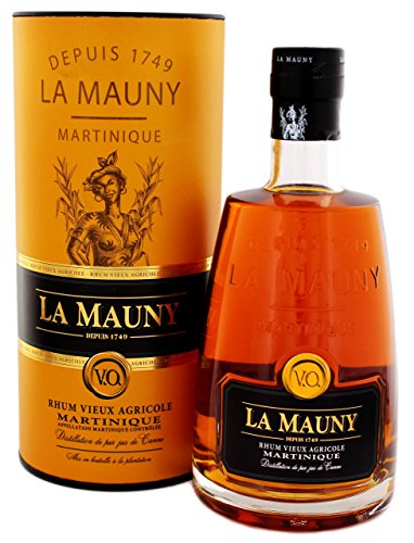 La Mauny V.O. Aoc 6540143 Rum, Cl 70