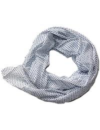 Schal Tuch Pünktchen Punkte Silk & Cotton
