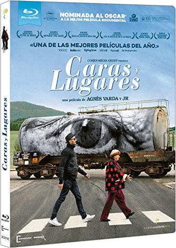Caras y lugares (Documental) [Blu-ray]