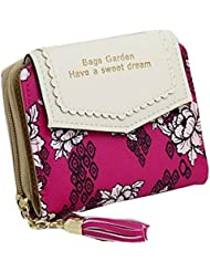 Fortan Ladies Clutch Wallet Card Holder Short Purse Handbag