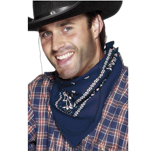 Imagen de smiffy's  disfraz de vaquero del oeste adultos, talla única 29022  alternativa