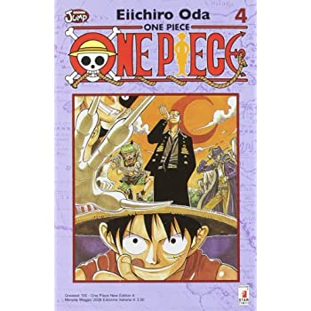 One Piece. New Edition: 4