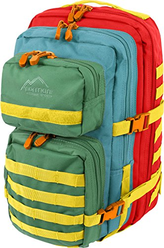 normani US Assault Pack Large Rucksack ca. 50 Liter Farbe Nanay
