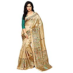 saree (Women's Clothing Saree For Women Latest Design Wear Sarees Collection in Cottan Material Latest Saree With Designer Blouse Free Size Beautiful Bollywood Saree For Women Party Wear Offer Designer Sarees With Blouse Piece)