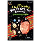 University Games CRE-19478 Glow In The Dark Colourful Twinkle Stars Pack Educational Toy