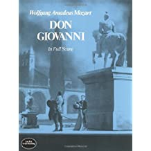Don Giovanni: In Full Score