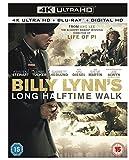 Billy Lynn's Long Halftime Walk (2 DISC 4K ULTRA HD & BLU-RAY) [2017]