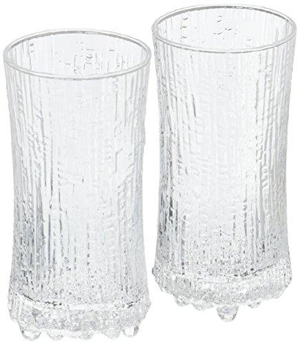 Iittala Ultima Thule 1015654 Champagne 18 cl Lot de 2 Clair,