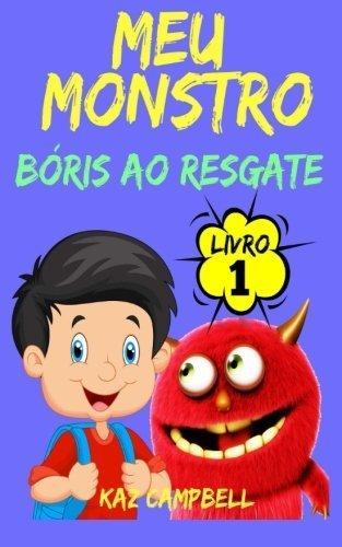 Meu Monstro (Portuguese Edition) by Kaz Campbell (2015-06-16)