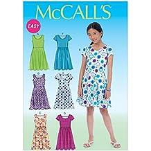 McCalls Patrones de Costura para MC7079 tamaños 7/8/10/12/14