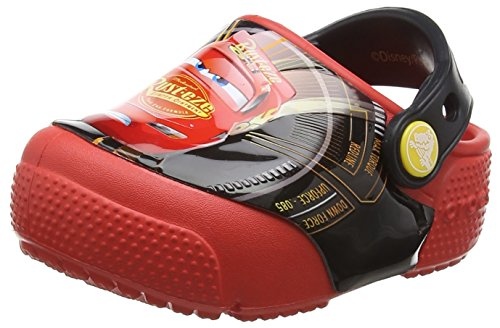 Crocs Unisex Kid Fun Lab Lights Cars 3 Clogs