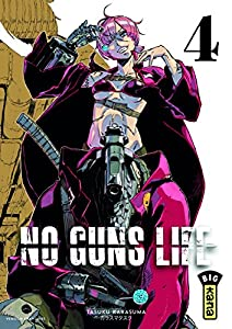 No Guns Life Edition simple Tome 4