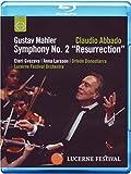 Gustav Mahler - Symphonie Nr. 2/Resurrection [Blu-ray] [Reino Unido]
