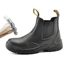 Impermeables es Amazon Amazon Zapatos es Seguridad Zapatos Impermeables Seguridad wTFZ68w