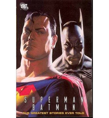 Superman / Batman The Greatest Stories Ever Told by McGuinness, Ed ( AUTHOR ) Mar-14-2007 Paperback