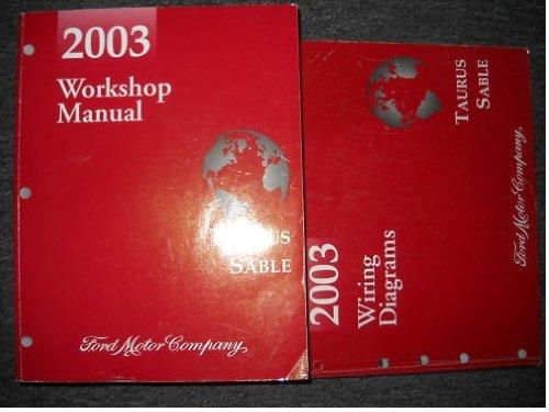 2003-ford-taurus-mercury-sable-service-shop-manual-set-service-manual-and-the-wiring-diagrams-manual