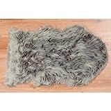 Boltze Tappeto Furry L90b60cm poliacrilico, Materiale Esterno: 100% Poliacrilico, Lavaggio a Mano