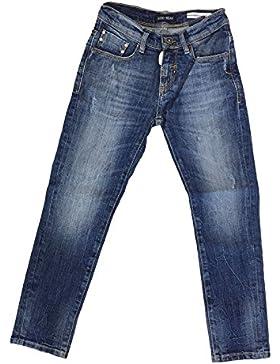 Antony Morato Pantalone Jeans Skinny Bambino MKDT00044 Blu Jeans Autunno/Inverno