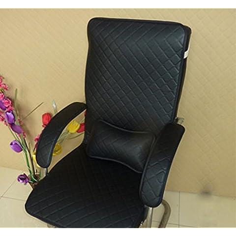 In pelle sedia ufficio sedia cuscino con schienale, braccioli, 4, 50* 110cm