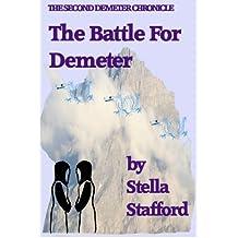 The Battle for Demeter (Demeter Chronicles Book 2)