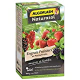 ALGOFLASH NATURASOL Engrais Fraisiers et petits fruits - 800 g