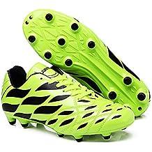 Zapatos De Fútbol Para Amantes/Botines De Fútbol De Cuero Cómodo/Botas De Fútbol