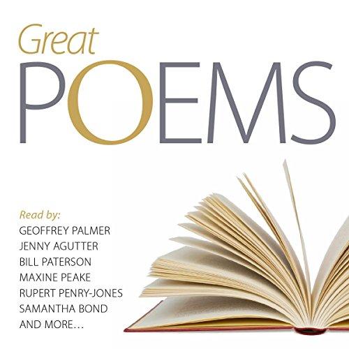 Great Poems  Audiolibri