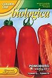 SEMI DI POMODORO SAN MARZANO 2 FRANCHI SEMENTI - SEMENTI SELEZIONATI PRODOTTE DA AGRICOLTURA BIOLOGICA GOLDEN LINE BIOB 106/16 B BUSTINA GR 1