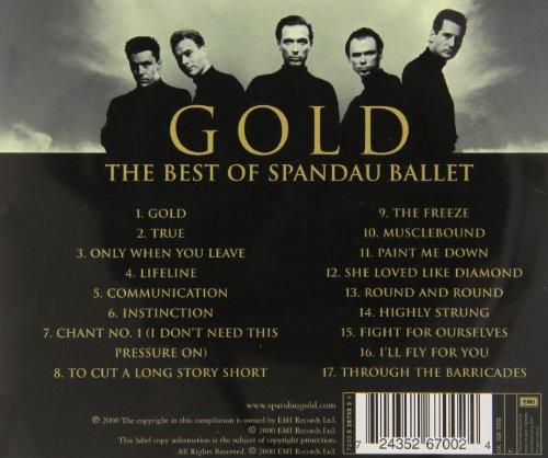 Gold-Best of Spandau Ballet