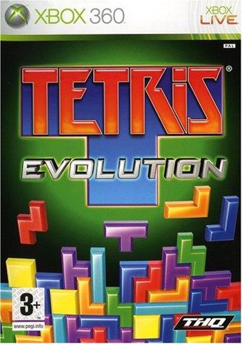 Tetris Evolution (francaise) - Spiele Xbox 360 Tetris