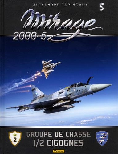 Descargar Libro Mirage 2000-5 : Tome 5, Groupe de chasse 1/2 cigognes de Alexandre Paringaux