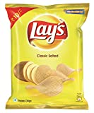 #4: Lay's Potato Chips, Classic Salted, 25g (Extra 5g)