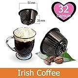 32 Capsule Irish Coffee Compatibili Nescafè Dolce Gusto