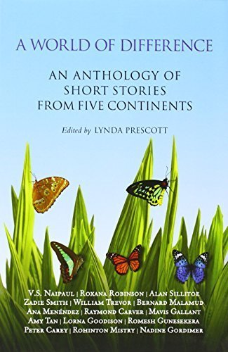 A World of Difference: An Anthology of Short Stories from Five Continents by (2008-07-02)