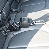 Sicherheitsgurt Hund ausziehbar / Auto Sicherheitsgeschirr für mittlere und große Hunde / Hunde Anschnallgurt