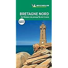Michelin Le Guide Vert Bretagne Nord (MICHELIN Grüne Reiseführer)