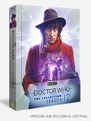 Doctor Who - The Collection - Season 12 - Limited Edition Packaging