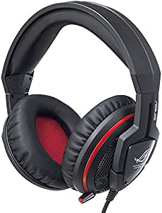 ASUS ROG Orion Gaming Headset with Big 50 mm Drivers for PCPS4XboxMacMobile Devices