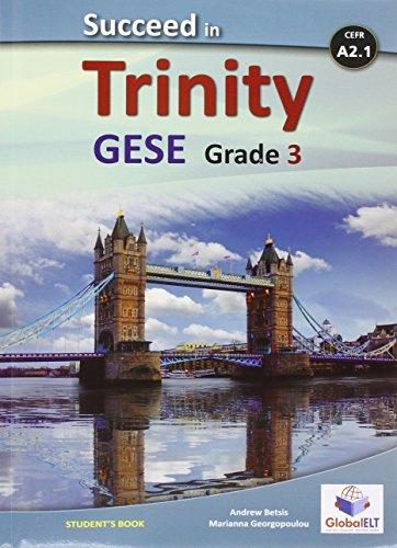 Succeed in Trinity GESE grades 3-4. Student's book-Answers. Per la Scuola media. Con espansione online