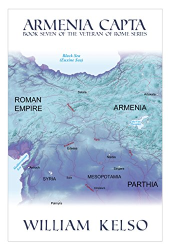 Trocken Dicht (Armenia Capta (Veteran of Rome Book 7) (English Edition))