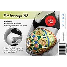 Kit barriga 3D embarazada