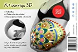 Kit barriga 3D embarazada