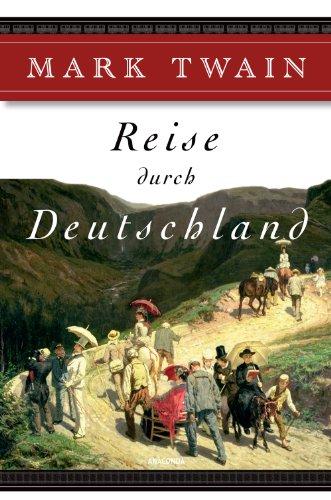 Buchseite und Rezensionen zu 'Reise durch Deutschland' von Mark Twain