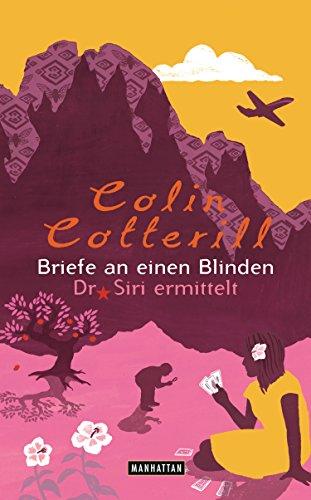 Briefe an einen Blinden: Dr. Siri ermittelt 4 - Kriminalroman