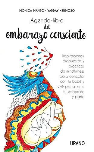 Agenda-libro Del Embarazo Consciente : Inspiraciones, Propuestas Y Técnicas De Mindfulness Para Conectar Con Tu Bebé Y Vivir Plenamente El Embarazo Y El Parto